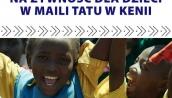 Zbieramy fundusze na żywność dla dzieci w Kenii