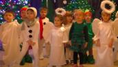 Występy dzieci z okazji Świąt Bożego Narodzenia
